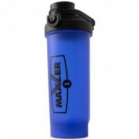 Maxler Shaker Pro W/Lock 700 ml Black+Blue (700мл)
